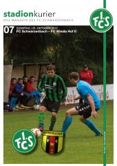 07 Stadionkurier FCS vs FC Wiesla Hof 2
