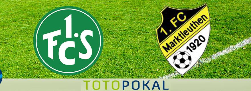 Totopokal_FCS_FCMarktleuthen
