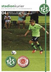 04 Stadionkurier FCS vs SpVgg Wiesau
