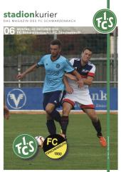 06 Stadionkurier FCS vs FC Tirschenreuth